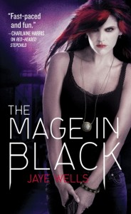 Jaye Wells' MAGE IN BLACK